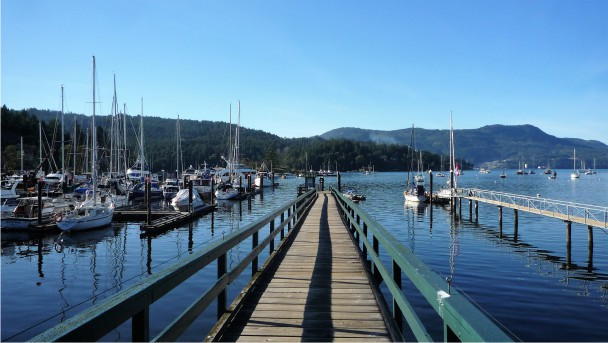 Central Saanich Harbour
